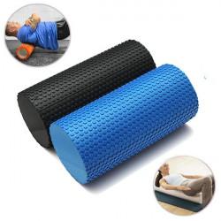 30x14.5cm EVA Yoga Pilates Foam Roller Home Gym Massage Triggerpunkt