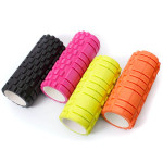 34x14cm Pilates Fitness Foam Roller Home Gym Massage Triggerpunkt Fitness &  Sportgeräte