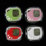 3 Color Calorie Burner Pedometer Multifunctional Digital Pedometer Fitness & Body Building