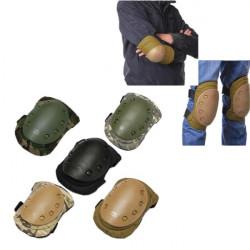 4 Stück Tactical Sports Knie Ellenbogen Schoner