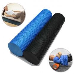 60x14.5cm EVA Yoga Pilates Home Gym Foam Roller Massage Triggerpunkt