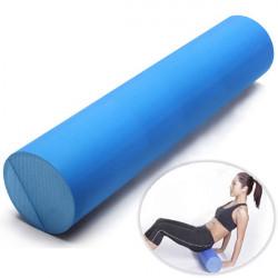 60x15cm EVA Yoga Gym Pilates Fitness Foam Roller Hjem Gym Massage Band