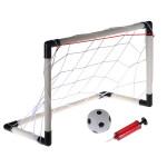 61x40cm Portable Mini Football Goal Net Set kids Gadget Fitness & Body Building