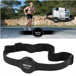 Bluetooth 4.0 Sport Heart Rate Monitor Smart Sensor Chest Strap