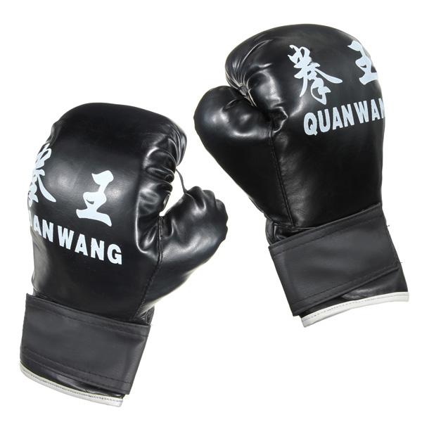 Boxningshandskar Perfekt för Fitness Fysisk Träning Fitness & Träningsutrustning