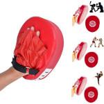 Boxing Training Mitt Target Focus Punch Pad Glove For MMA Karate Muay Thai Kick Fitness & Body Building