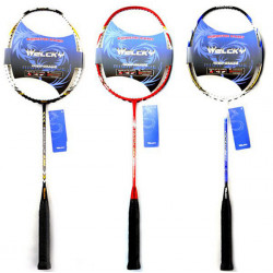 Carbon Fiber Badminton Rackets High-end Racquet with Bag