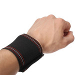 Elastic Wrist Support Compression Lifting Sport Brace Fitness & Body Building