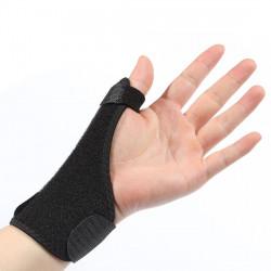 Finger Handgelenkstütze Unisex Sportkleidung Handschuhe