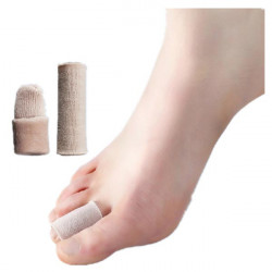 GEL Bandage Toe Tube Bunion Toes Protector
