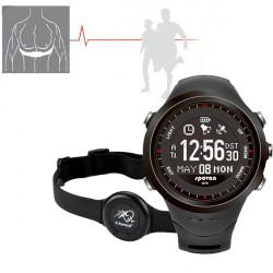 GPS Sport Watch Navigation Heart Rate Monitor Compass