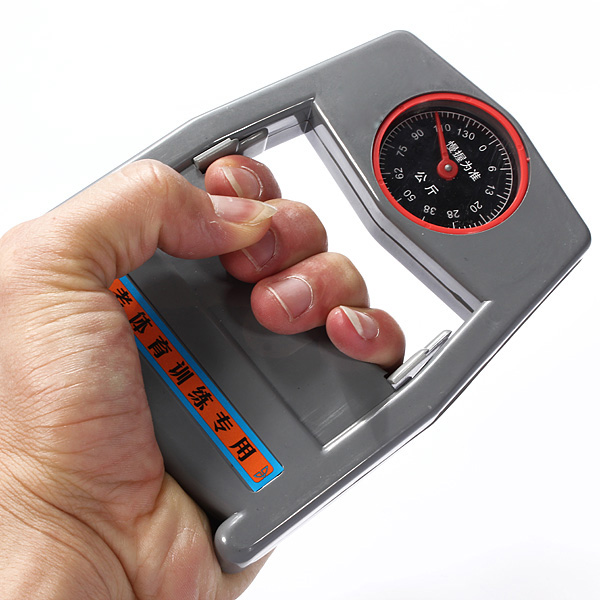 Hand Held Dynamometer Grip Reader Strength Counter Fitness Equipment Fitness & Body Building