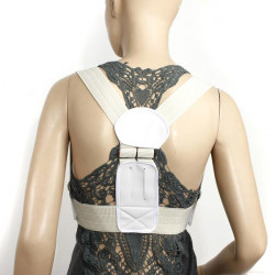 Magnetisk Ortopedisk Posture Corrector Tillbaka Shoulder Stöd