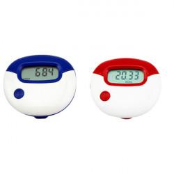 Multifunktions Elektronisk Skridttæller Kalorietæller Step Counter