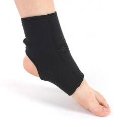 Neoprene Adjustable Ankle Brace Support Pad Thai Boxing Gym Sports