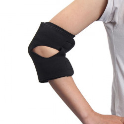 Neopren justierbare Therapie Magnetic Elbow Support