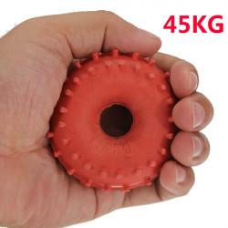 New 45KG Gummiring Griff Handgreifer Geräte Stärke Roter
