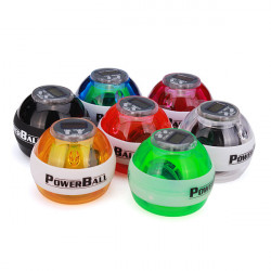 Kilometertæller Booster Power LED Wrist Ball Grip Bolden 5COLORS