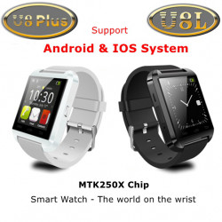 Original U8 PLUS Bluetooth Watch U8L Smart Sports Phone Watch