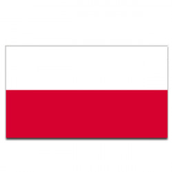 Polen Große Nationalflagge 5 X 3FT
