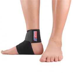 SHUOXIN Multifunktionel Fitness Bandage Cuff Knæskal Ankel Guard