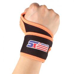 SHUOXIN Druck Handgelenkstütze Handgelenkschützer Cuff Armschiene Schweißband