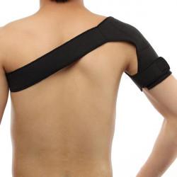 Schulter Magnethalterung Zurück Wärme Heizung Gürtel Wraps Sport