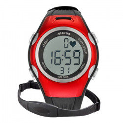 Sport Pulse Heart Rate Monitor Calories Counter Watches Chest Strap