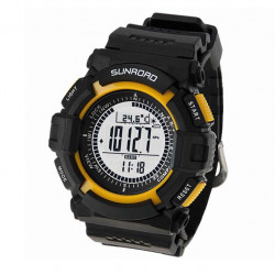 Sport Watch Outdoor Multifunction Hiking Camping Wristwatch FR820A