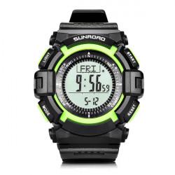 Sport Uhr Outdoor Multifunktion Wandern Camping Armbanduhr FR822A