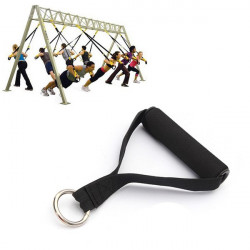 Sports Fitness Equipment Kit Pull Rope Handle