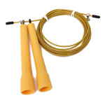 Sports Fitness Exercise Speed Wire Skipping Adjustable Jump Rope Fitness & Body Building