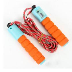 Sport Fitness Schaum Schwamm automatische Zählung Rope Skipping