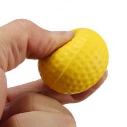 Sports Golf  Training Practice Elastic PU Foam Balls