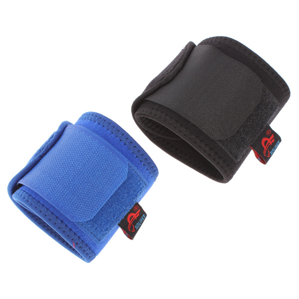 Sports Palm Wrist Strap Hand Wrap Glove Support Elastic Brace Fitness & Body Building