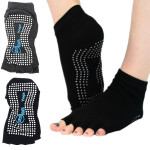 Sport Yoga Gym Dance Socken nicht Beleg Fitnessbaumwollsocken Fitness &  Sportgeräte