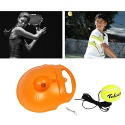 Tennis Training Ball Plus Tennis Training Base for Tennis Beginners
