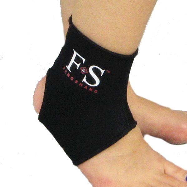 Termisk Förhindra Ankel Artrit Ankelskydd Svart Fitness & Träningsutrustning