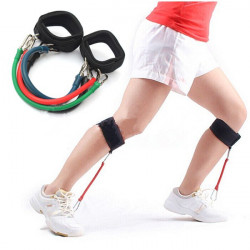 Tubes Practical Elastic Training Rope Power Weight Training Belt
