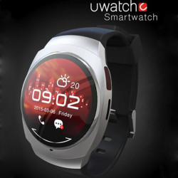 Uo Bluetooth Smart Sports Watch Support For Andriod And IOS Waterproof