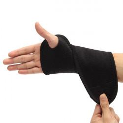 Handgelenk Palm Handverpackungs Klammer Stützbügel Verstellbare Handschuh Sport