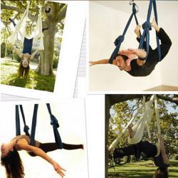 Yoga Swing Sling Trapeze Hammock For Gym Yoga Pilates Tension