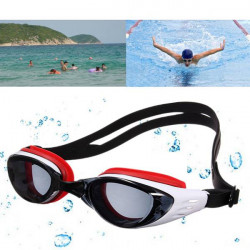 -1.5 to -8.00 Myopic Anti-fog Swimming Goggle Glasses UV Protection