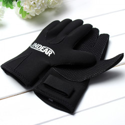 3MM Anti-slip Neopren Simhandskar Dykning Handskar