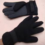 5mm Thicken Scuba Diving Gloves Surfing Winter Swimming Gloves Water Sports