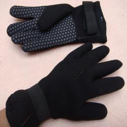 Handschuhe 5mm verdicken Tauchen Surfen Winterschwimmen Handschuhe