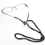 Adjustable Anti Skid Eyeglasses Neck Cord Glasses Strap Sunglasses