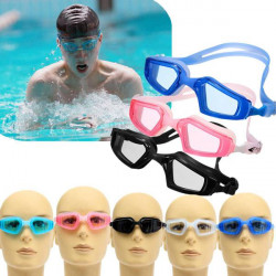 Adult Anti-fog Swimming Goggles HD Swimming Glasses UV Protection