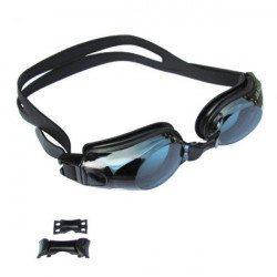 Vuxen Clear Sight Anti-fog Justerbar Simglasögon Simmning Glasögon