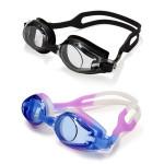 Erwachsenenschwimmbrille Anti Fog UV Waterproof Schwimmbrille Wassersport